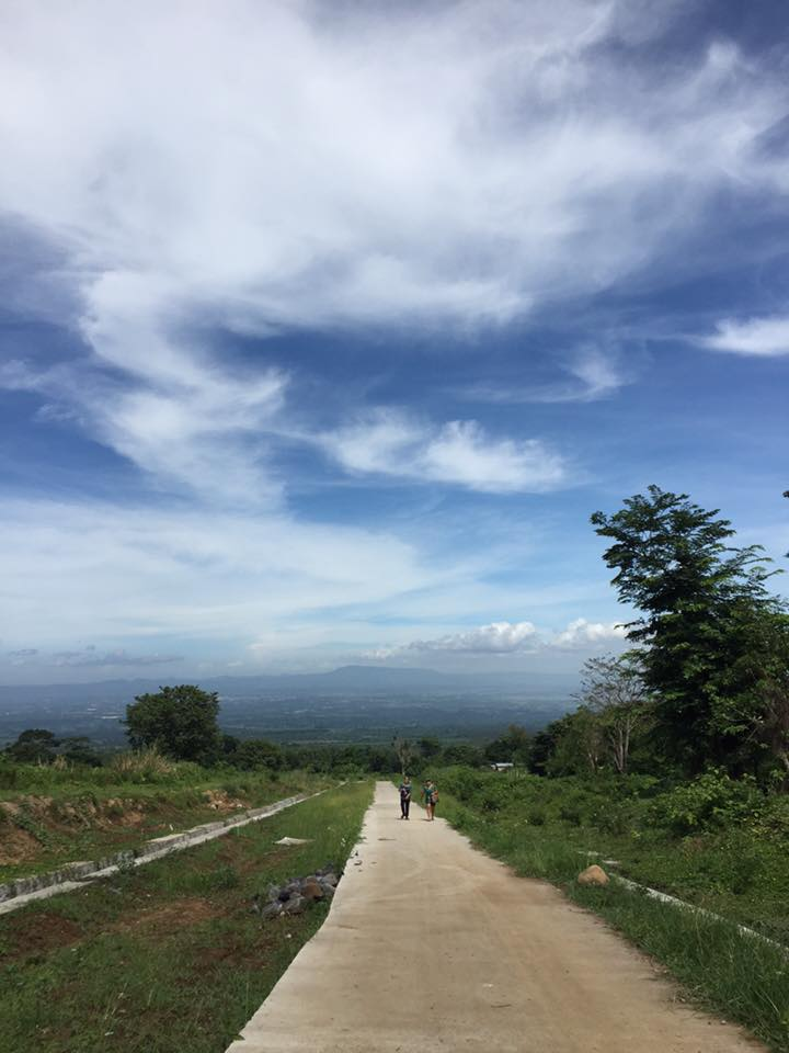 The low-lands of Naga. On our way to jump-off point to Mt. Isarog.