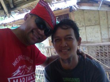 Selfie kasama si Dok Thom