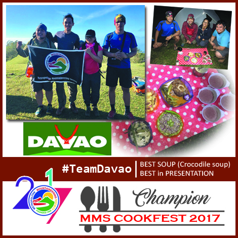 Cookfest Overall Champion