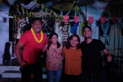 Esmeraldo aka Emoi Dedicatoria, Karen Velasco, Liezel Banayag, and Mark Padil, Batch 2008